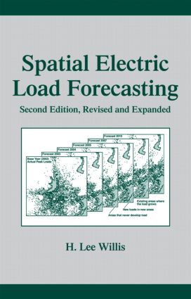 Spatial Electric Load Forecasting: 2nd Edition (Hardback) book cover