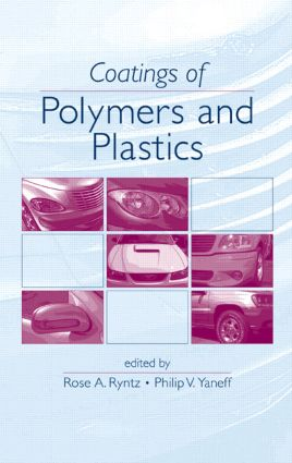 Coatings Of Polymers And Plastics: 1st Edition (Hardback) book cover