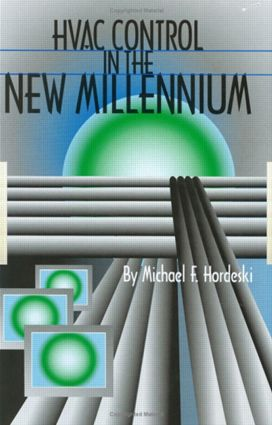 HVAC Control in the New Millennium: 1st Edition (Hardback) book cover