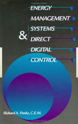 Energy Management Systems & Direct Digital Control: 1st Edition (Hardback) book cover