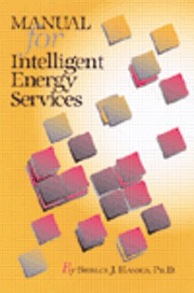 Manual for Intelligent Energy Services: 1st Edition (Hardback) book cover