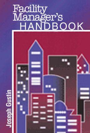 Facility Manager's Handbook book cover