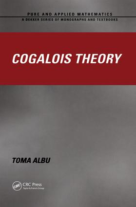 Cogalois Theory: 1st Edition (Hardback) book cover