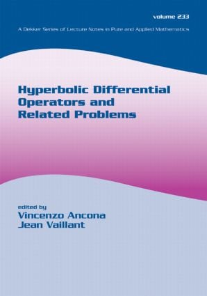 Hyperbolic Differential Operators And Related Problems: 1st Edition (Hardback) book cover
