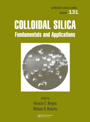 Colloidal Silica: Fundamentals and Applications book cover