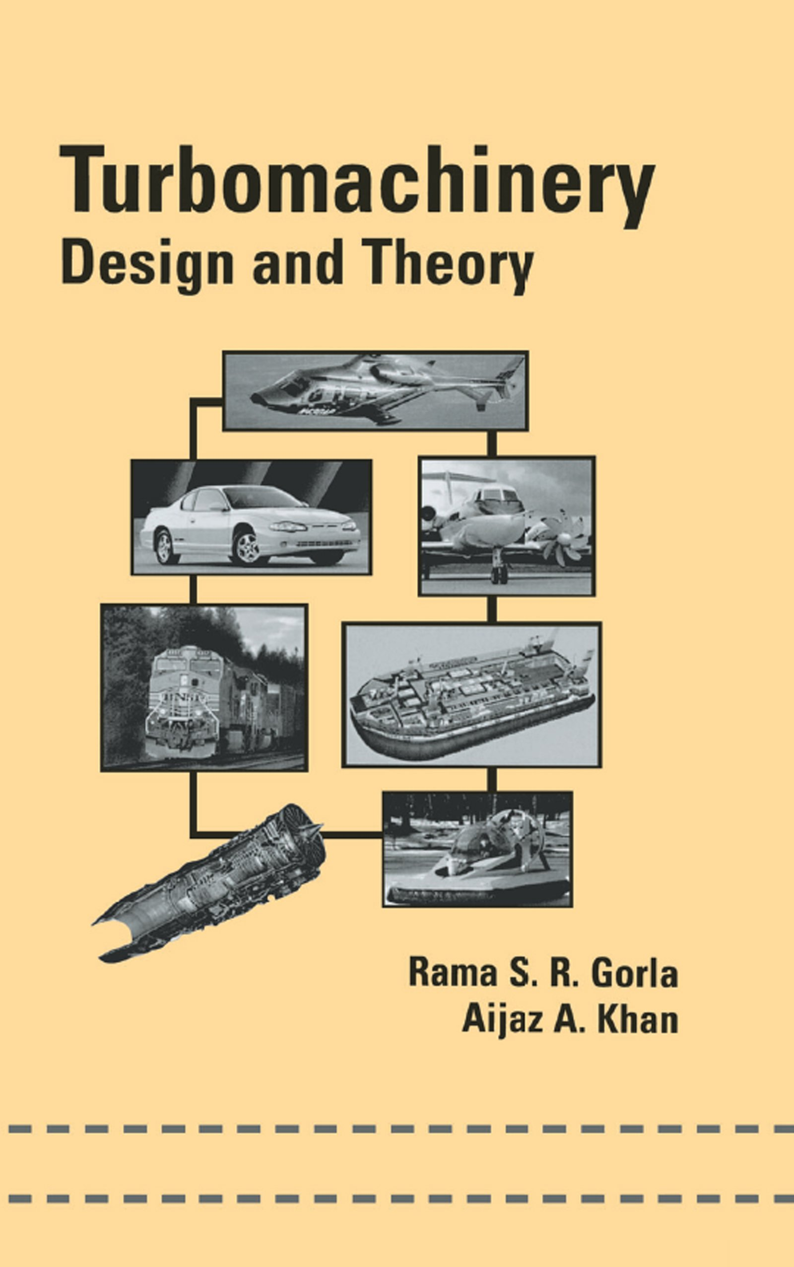 Turbomachinery: Design and Theory, 1st Edition (Hardback) book cover