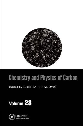 Chemistry & Physics of Carbon: Volume 28, 1st Edition (Hardback) book cover