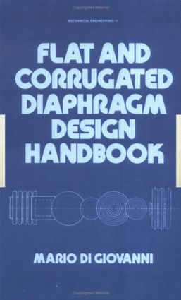 Calculations for Fiat Diaphragms at Any Deflection