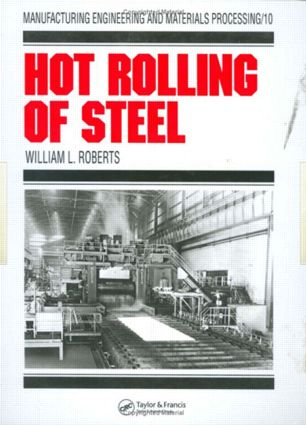 Hot Rolling of Steel book cover