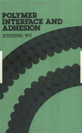 Polymer Interface and Adhesion: 1st Edition (Hardback) book cover