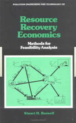 Resource Recovery Economics: Methods for Feasibility Analysis, 1st Edition (Hardback) book cover