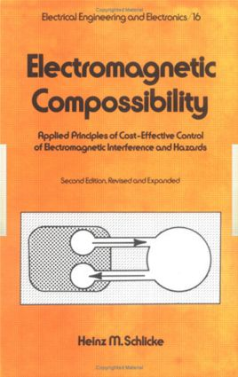 Electromagnetic Compossibility, Second Edition,: 2nd Edition (Hardback) book cover