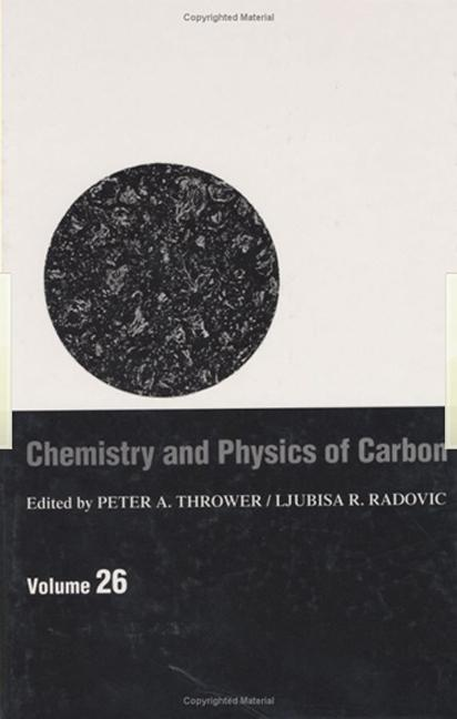 Chemistry & Physics of Carbon: Volume 26, 1st Edition (Hardback) book cover