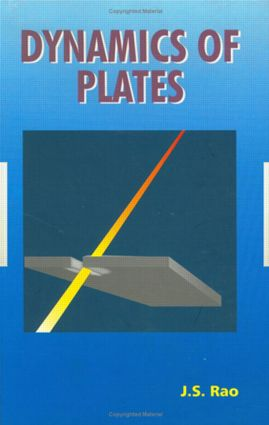 Dynamics of Plates: 1st Edition (Hardback) book cover