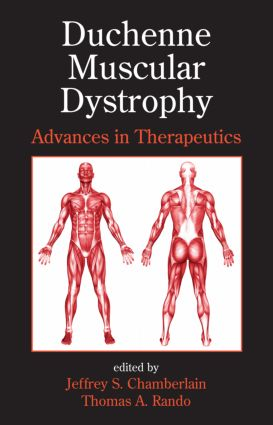 Duchenne Muscular Dystrophy: Advances in Therapeutics, 1st Edition (Hardback) book cover