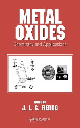 Metal Oxides: Chemistry and Applications book cover