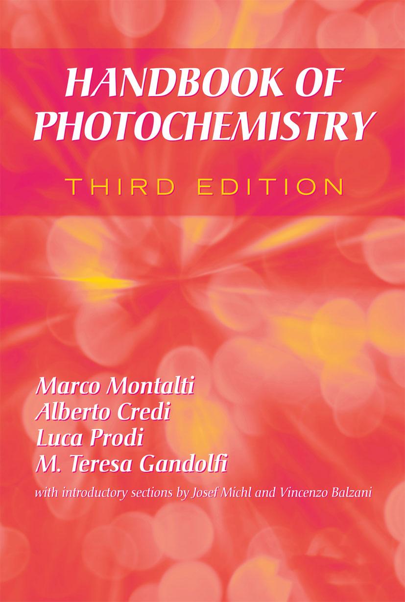 Handbook of Photochemistry: 3rd Edition (Hardback) book cover