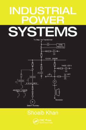 Industrial Power Systems: 1st Edition (Hardback) book cover