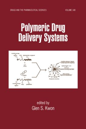 Polymeric Drug Delivery Systems: 1st Edition (Hardback) book cover