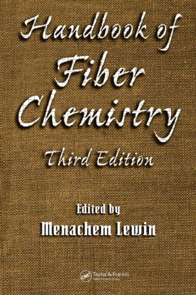 Handbook of Fiber Chemistry, Third Edition book cover