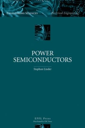 Power Semiconductors: 1st Edition (Hardback) book cover