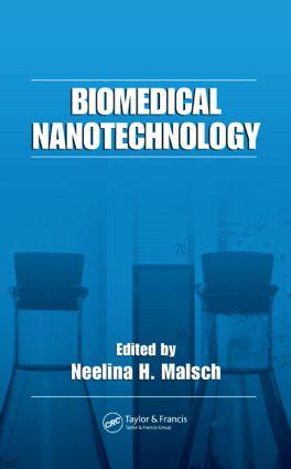 Biomedical Nanotechnology: 1st Edition (Hardback) book cover