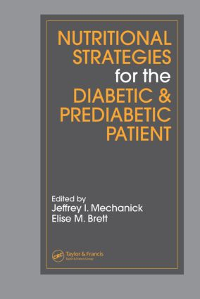 Nutritional Strategies for the Diabetic/Prediabetic Patient book cover