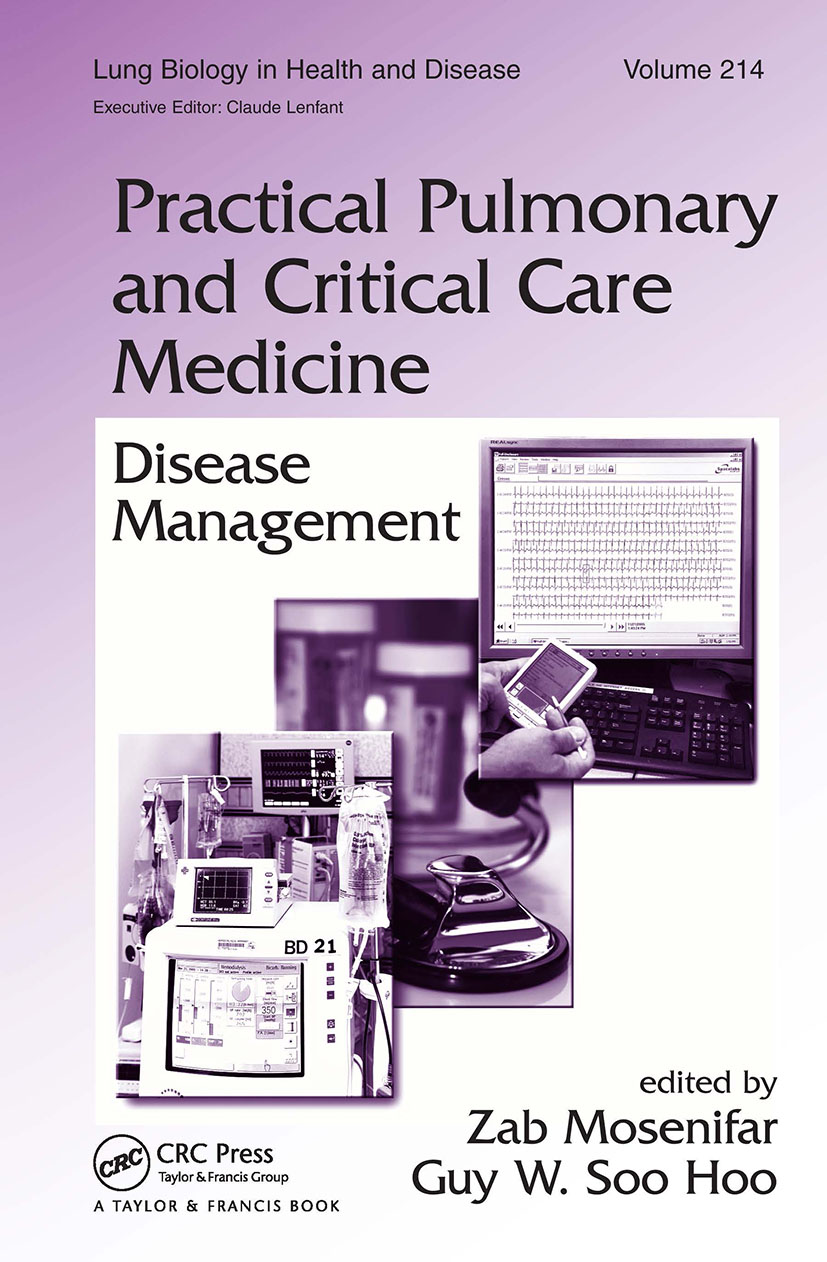 Practical Pulmonary and Critical Care Medicine: Disease Management book cover