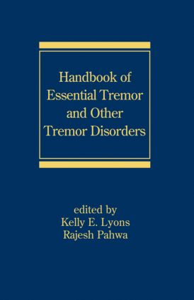 Handbook of Essential Tremor and Other Tremor Disorders: 1st Edition (Hardback) book cover