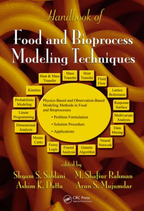 Handbook of Food and Bioprocess Modeling Techniques: 1st Edition (Hardback) book cover