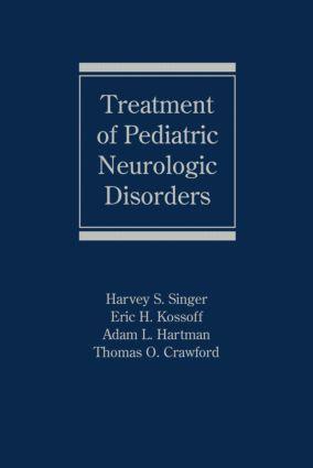 Treatment of Pediatric Neurologic Disorders book cover