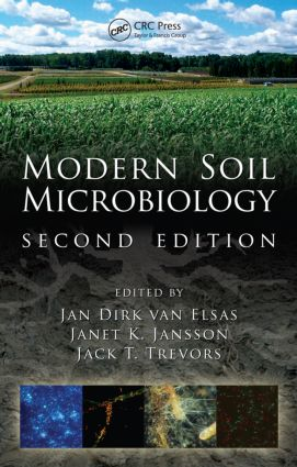 Modern Soil Microbiology, Second Edition book cover