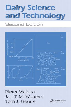 Dairy Science and Technology, Second Edition book cover