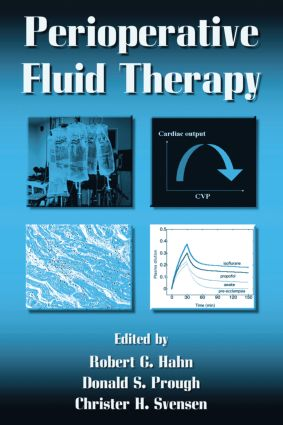 Perioperative Fluid Therapy: 1st Edition (Hardback) book cover