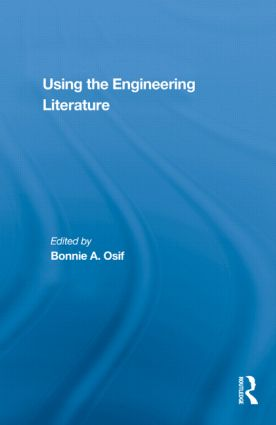 Using the Engineering Literature (e-Book) book cover