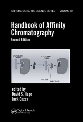Handbook of Affinity Chromatography book cover