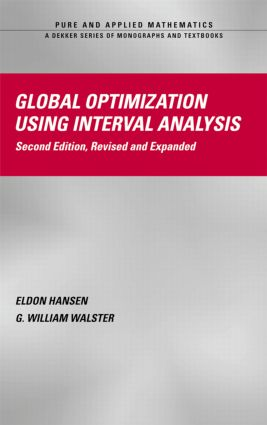 Global Optimization Using Interval Analysis: Revised And Expanded, 2nd Edition (Hardback) book cover