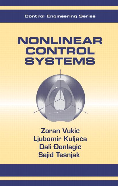 Nonlinear Control Systems book cover