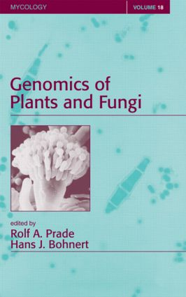 Genomics of Plants and Fungi: 1st Edition (Hardback) book cover