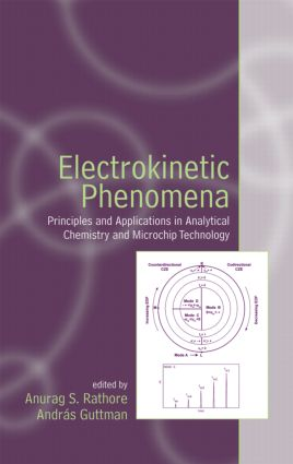 Electrokinetic Phenomena: Principles and Applications in Analytical Chemistry and Microchip Technology, 1st Edition (Hardback) book cover