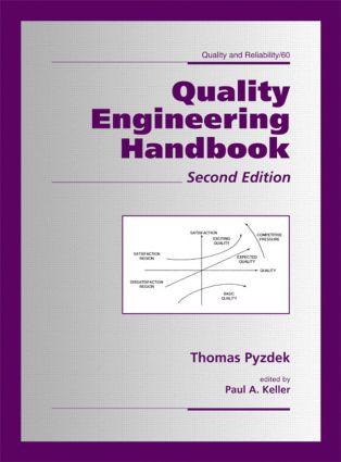 Quality Engineering Handbook book cover