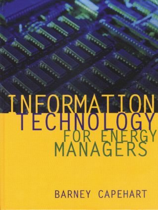 Information Technology for Energy Managers (Hardback) book cover