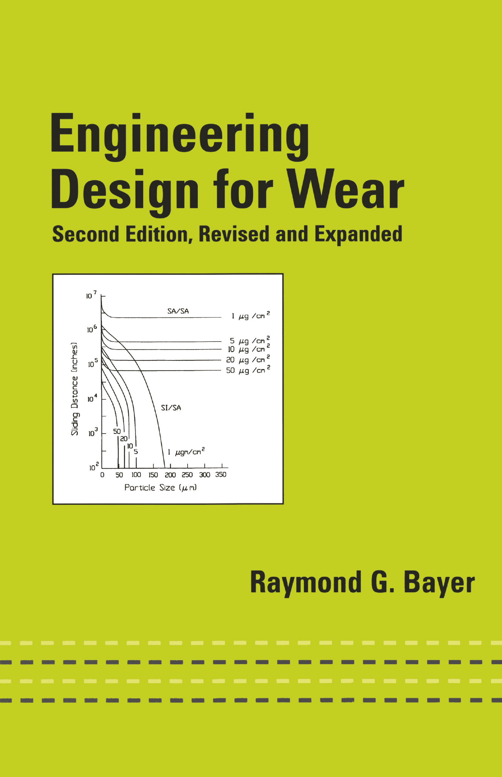 Engineering Design for Wear, Second Edition, Revised and Expanded book cover