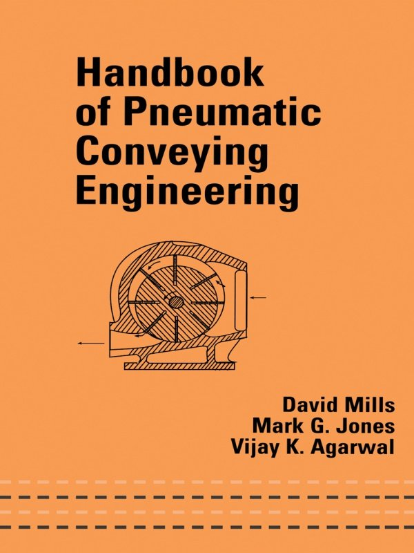Handbook of Pneumatic Conveying Engineering: 1st Edition (Hardback) book cover