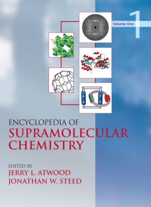 Encyclopedia of Supramolecular Chemistry - Two-Volume Set (Print): 1st Edition (Hardback) book cover