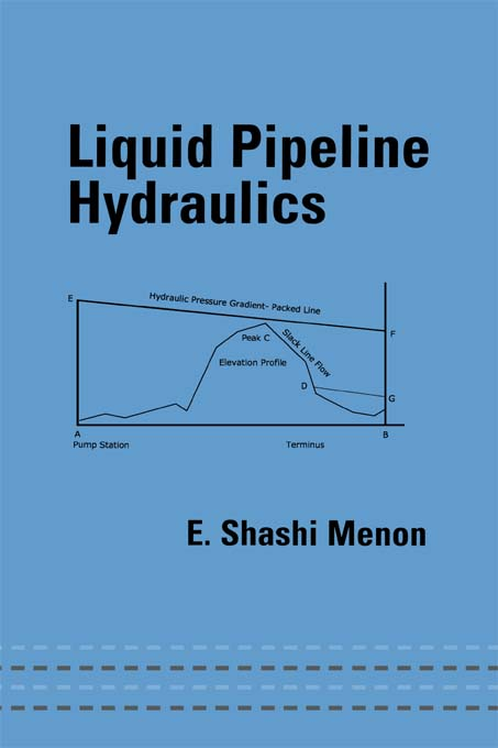 Liquid Pipeline Hydraulics: 1st Edition (Hardback) book cover