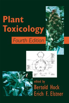 Plant Toxicology: 4th Edition (Hardback) book cover