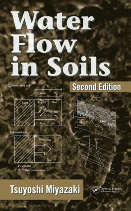 Water Flow In Soils, Second Edition book cover