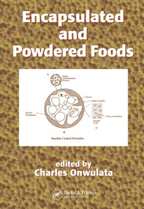 Encapsulated and Powdered Foods book cover