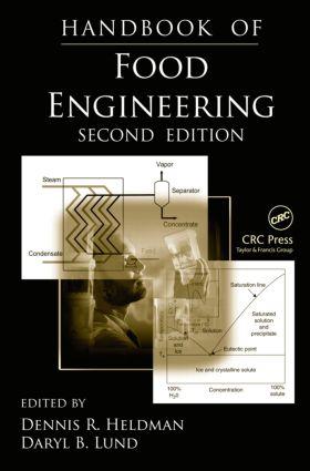 Handbook of Food Engineering: 2nd Edition (Hardback) book cover